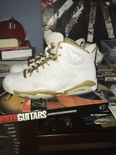 Air Jordan 6 Golden Moments Pre Owned Size 11