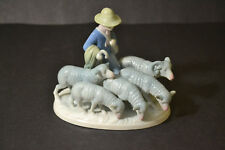 VINTAGE GEROLD PORZELLAN BAVARIA FIGURINE # 4903 WEST GERMANY