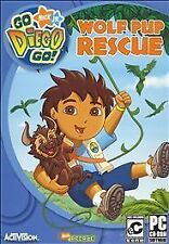 Go, Diego, Go Wolf Pup Rescue PC CD-ROM (DISC ONLY)