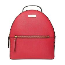 NWT KATE SPADE NEW YORK Laurel Way HAZY Rose Mini SAMMI Backpack Red WKRU5521