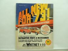JC Whitney & Co All New For '73 Automotive Parts & Accessories Catalog B127
