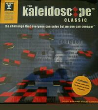 THE KALEIDOSCOPE- CLASSIC PUZZLE BOARD GAME - 101 CHALLENGES -  BRAND NEW IN BOX
