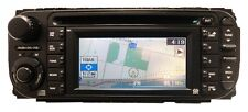 CHRYSLER JEEP DODGE GPS Navigation LCD Display RDS INFINITY Radio CD Player RB1
