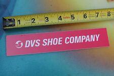 DVS Skate Shoe Company Skateboards Sk8 EPIC Vintage Skateboarding STICKER