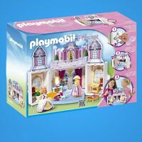 FREE POST BNIB Playmobil 5419 Princess My Secret Play Box Princess Castle 76 Pc
