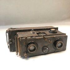 Richard Jules Verascope Paris Stereo Camera 3D Circa 1908-1920