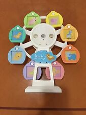 Carlton Cards Musical Revolving Ferris Wheel Photo Frame Plays Rock a Bye Baby