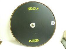 Vintage Ambrosio ENER Carbon Rear Tubular Disc Wheel