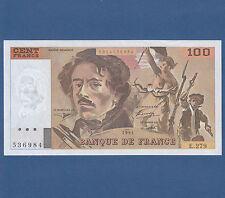 FRANKREICH / FRANCE 100 Francs 1994  AU-UNC  P.154 h
