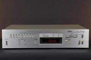 AKAI AT 555 AM-FM Stereo Radio Tuner  Hi-Fi Separate from HIFI Vintage