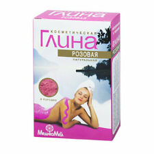 Fito Cosmetic Natural Clay Face Mask And Body Pink 2 x 100g