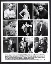 8x10 Photo~ THE BIG TOWN ~1986 ~Matt Dillon~Tommy Lee Jones~Diane Lane~Lee Grant