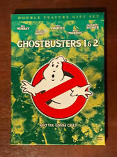 Ghostbusters 1 & 2 DVD Movie Double Feature Gift Set