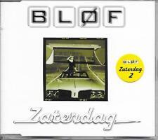 Bløf Blof - Zaterdag CD-MAXI 4TR Holland 1999 (EMI) RARE!!