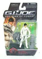 New- 2009 G.I.JOE- Storm Shadow- Paris Pursuit Action Figure- The Rise Of Cobra