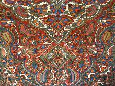 """C 1900 Kurdish Bakhtiari Antique Persian Exquisite Hand Made Rug 6' 8"""" x 9' 10"""""""