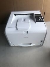 Ricoh SP 3600DN LED Printer - Monochrome - W/ Used Drum And Toner