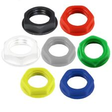 Marshall Replacement Guitar amp Jack Socket Nut 1/4 Inch (10mm) Several Colours