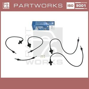 Ignition Lead Set for Porsche 912 914 356 a B C Ignition Leads