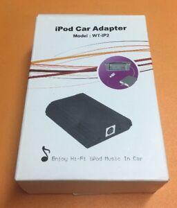 iPod Car Adapter Model WT-IP2