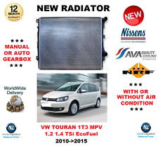 für VW Touran 1T3 MPV 1.2 1.4 TSI EcoFuel 2010- > 2015 NEU Kühler OE-Qualität