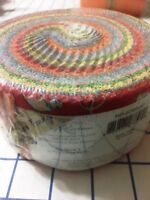"40-2.5"" STRIPS~ROLIE POLIE~TOY CHEST 3~Penny Rose Designs~""JELLY ROLL"" 30s retro"