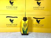 Stomach Eye Hair Skin Kidney Supplement Drink.FOREVER ALOE VERA GEL 330ml x10