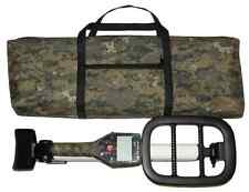 Carry Bag and Rain cover for Minelab Go-Find 20, Go-Find 40, Go-Find 60