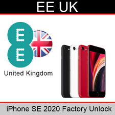 EE UK iPhone SE 2020 Factory Unlocking Service