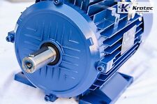 Electric motor single phase 240v 4kw 5hp 1450 rpm