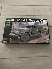 revell 03078 M3A1 Scout car 1/35