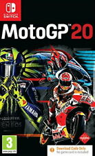 MotoGP 20 (Nintendo Switch) - Código En Caja