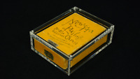 Carat XST Slip Tuck Case for Playing Cards by Carat Case Creations