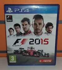 Formula 1 2015 PS4 USATO ITA