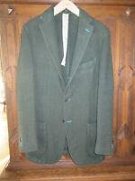 Jacket  - BOGLIOLI - 48 - Grün- Wolle