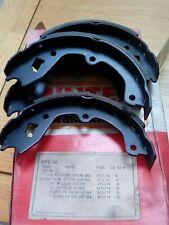 volvo 142/145/164/p1800e/p1800es mintex brake shoes mfr 86