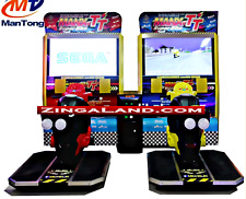 Manx TT Moto Simulator Arcade Racing Bike Commercial Coin Operated 4 Player Game