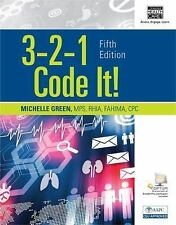 3,2,1 Code It! Fifth Edition by Michelle A. Green