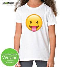 T-shirts, hauts et chemises blanches à col rond pour fille de 2 à 16 ans en 100% coton
