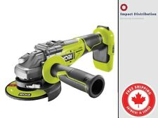 RYOBI 18V One+ P423 Brushless 4-1/2-inch Cut-Off Tool/Angle Grinder (Tool Only)