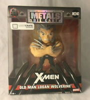 Marvel X-Men Old Man Logan Wolverine Loot Crate Exclusive Metal Die Cast Figure
