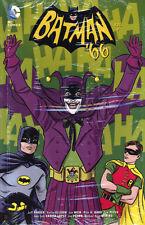 BATMAN '66 VOL #4 HARDCOVER Jeff Parker & Jonathan Case DC Comics #17-22 HC