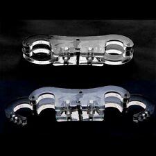Polymethyl methacrylate Thumbcuffs / Adjustable Finger Cuffs, LOCKABLE,UK