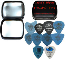 Dunlop Tortex Variedad Pack - 20 X 1,00 mm Guitar Picks / plectrums en un Pick Tin