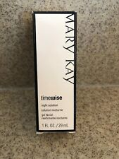Mary Kay TimeWise Night Solution Dry To Oily Skin~ Brand New In Box
