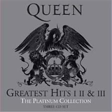 Queen Greatest Hits I,II & III Remastered 3 CD NEW