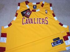 NEW VTG AUTHENTIC CAVALIERS 1975-76 HARDWOOD CLASSIC NIGHTS BLANK JERSEY 56 SEWN
