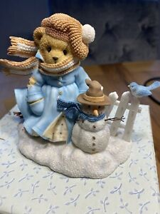 cherished teddies christmas