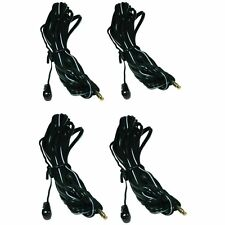 Linear 2171-4 Single-head IR Emitter (4-pack) Ten Foot Cord with Mini Plug