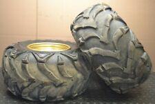 Yamaha Raptor 350 660 700 Warrior 350 WANDA Rear Tires  22x10x9 GS10